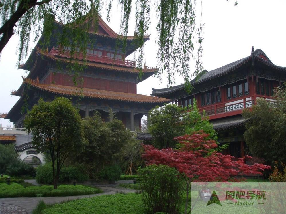 许昌市旅游景点地图
