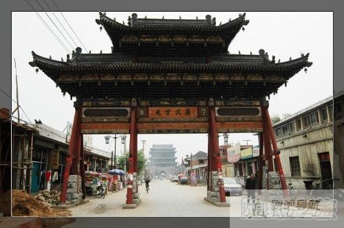 忻州市旅游景点地图