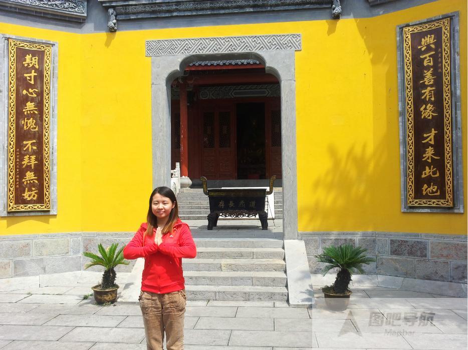 南京市旅游景点地图
