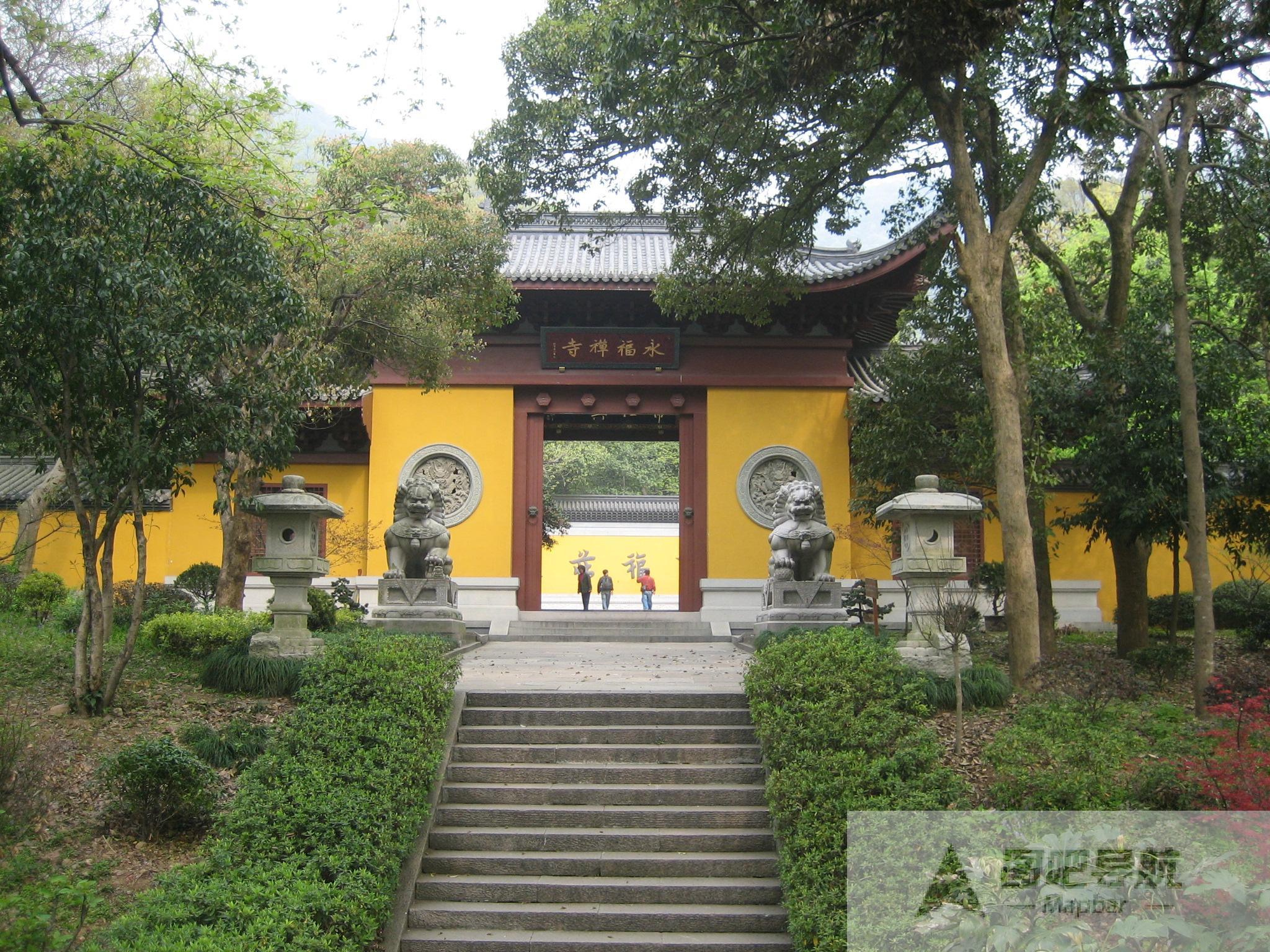 杭州市旅游地图_杭州市旅游景点地图