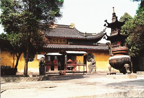 宁波市旅游景点地图