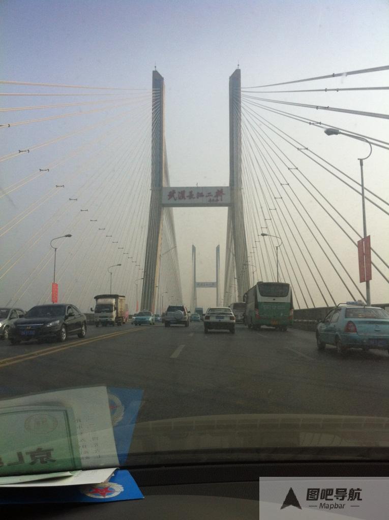 武汉市旅游景点地图