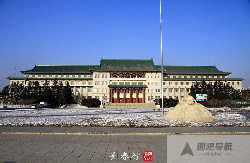 长春市朝阳区地图
