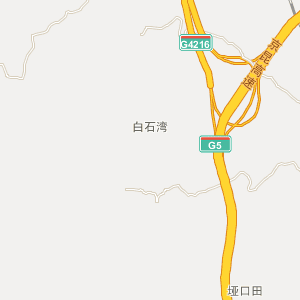 仁和区金江镇电子地图