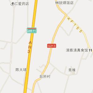 红塔北城电子地图_中国电子地图网