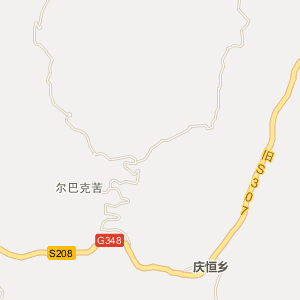 四川省电子地图 凉山州电子地图