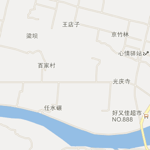 四川电子地图 成都电子地图