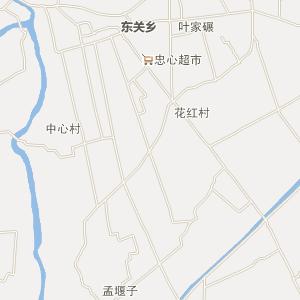 成都崇州王场地图