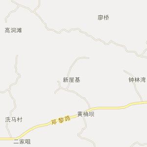 富顺县永年镇电子地图查询