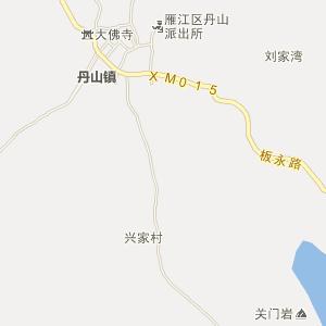 资阳雁江区丹山镇丹回路邮编-地图-公交-银行-邮局-加油站-小学_.