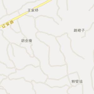 安县兴仁电子地图_中国电子地图网