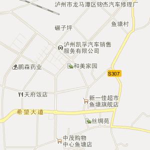 高坝厂区电子地图图片