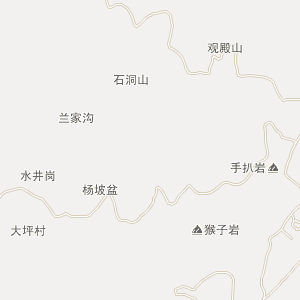 习水桃林电子地图