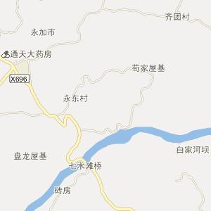 全镇面积64平方公里,人口34000多人