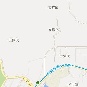 白鹤7路路线图