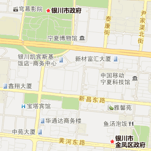 本站的宁夏回族自治区银川市金凤区邮编页面提供宁夏