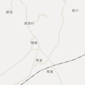 广西电子地图 崇左电子地图