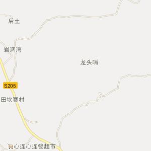福泉龙昌电子地图_中国电子地图网图片