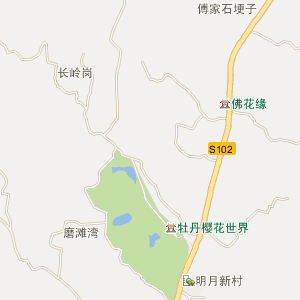 垫江新民电子地图_中国电子地图网