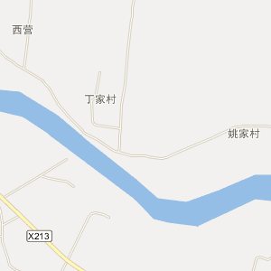大梨树景区地图