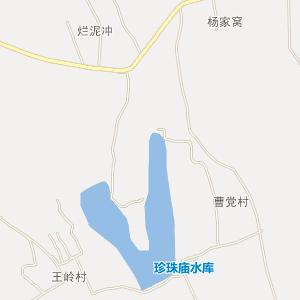 陕西电子地图 汉中电子地图