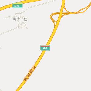 内蒙古电子地图 鄂尔多斯电子地图