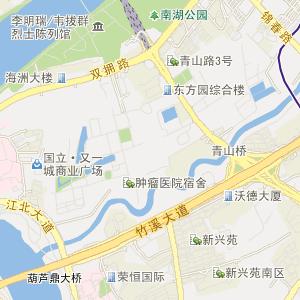 细细查看嘉兴的地图可以发现