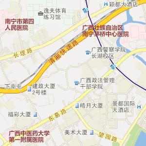 云桂高速铁路地图