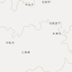 石柱龙潭电子地图_中国电子地图网