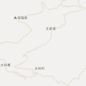 1950年山东地图