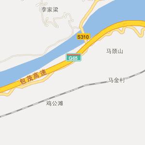 苍溪至云南地图