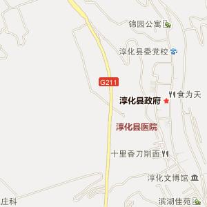 咸阳淳化电子地图_中国电子地图网