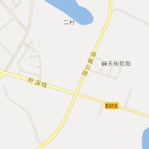 中国地图 矢量 点状