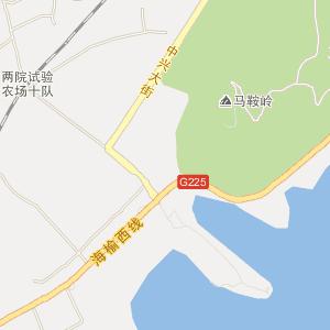 那大镇电子地图