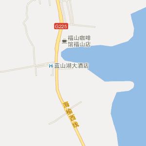 澄迈福山电子地图_中国电子地图网图片