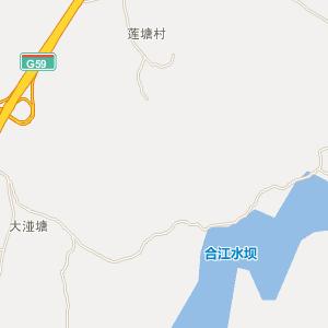 卫星地图-广东省阳江市