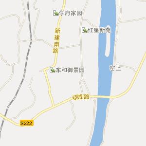 湖南省电子地图 怀化市电子地图