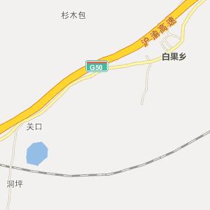 湖北电子地图 恩施电子地图