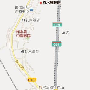 一带一路 详细地图