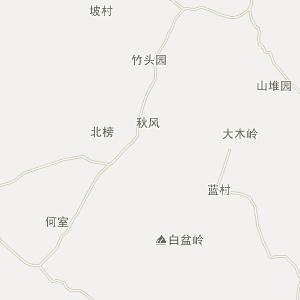 海南电子地图 定安电子地图