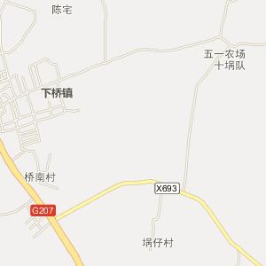 广东电子地图 湛江电子地图