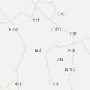 广东电子地图 茂名电子地图