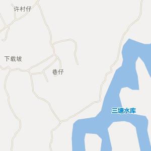 廉江市新民镇电子地图查询