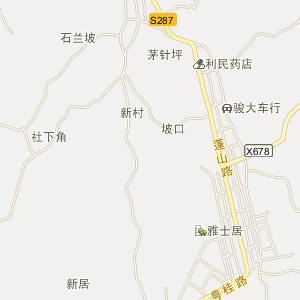 廉江塘蓬电子地图_塘蓬在线高清公路地图查询