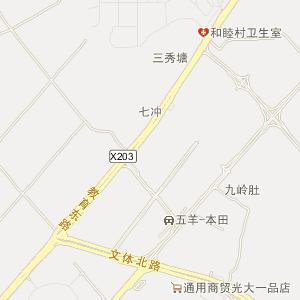 广西壮族自治区电子地图