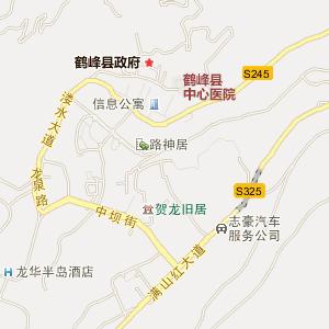 湖北省电子地图 恩施州电子地图