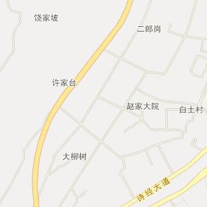 湖北省电子地图 十堰市电子地图