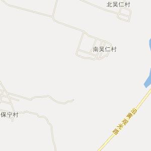 陕西电子地图 渭南电子地图