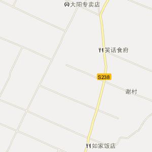 山西电子地图 运城电子地图