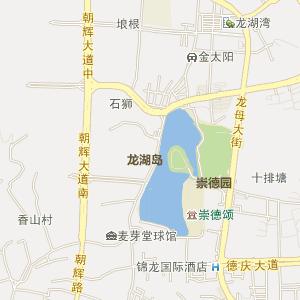 广东省电子地图 肇庆市电子地图